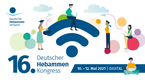 16. Deutscher Hebammenkongress, 10.-12. Mai 2021, Digital